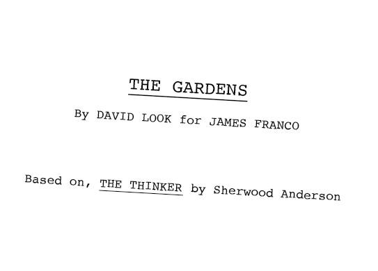 failing James Franco's film class