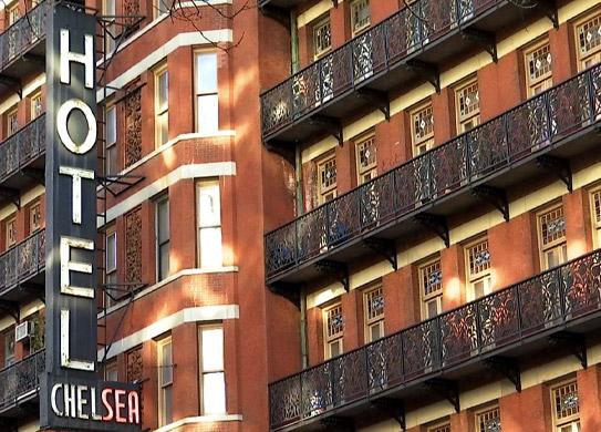 vhs: virtual hotel suicide
